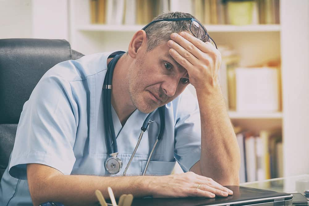 Medical Professionals and Substance Abuse