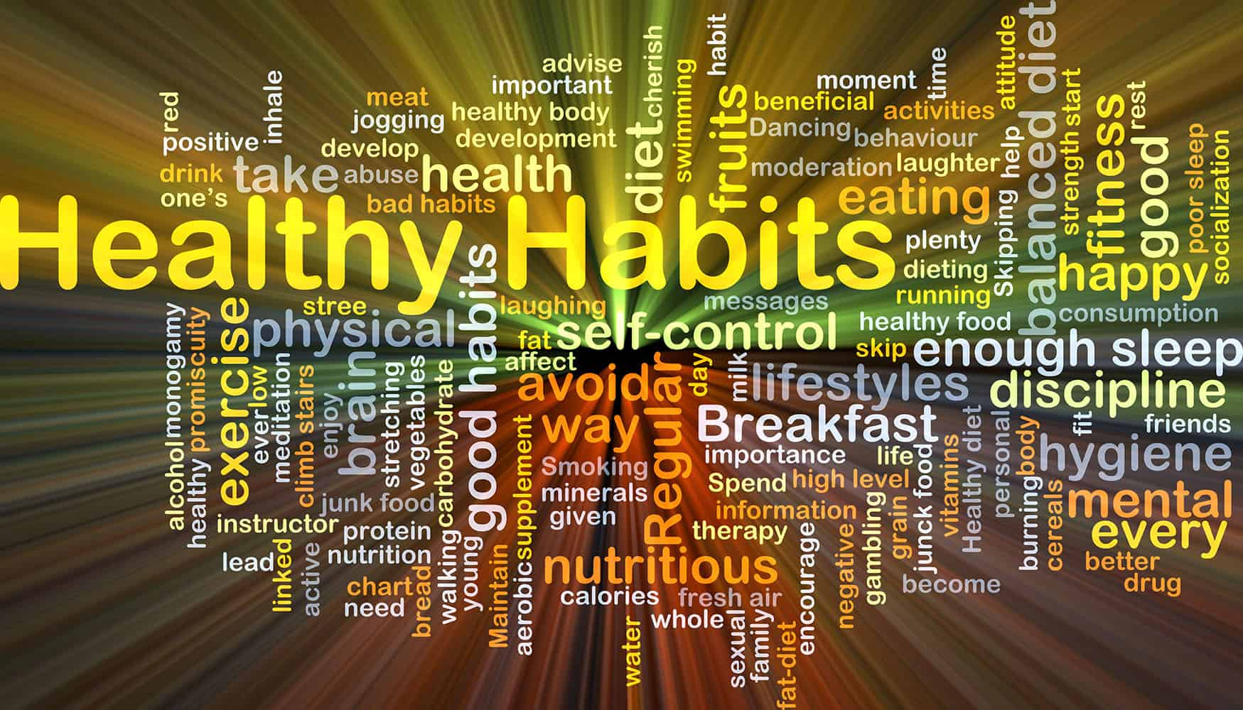 Developing Health Habits