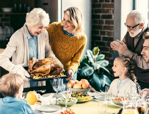 10 Tips to Stay Sober on Thanksgiving