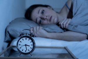 difficulty sleeping